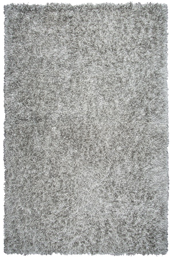 Light Gray (341) Shag Area Rug