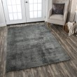 Product Image of Dark Grey Casual Area Rug
