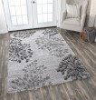 Product Image of Grey (AN-699A) Shag Area Rug
