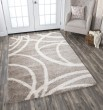 Product Image of Cream, Beige (AN-702A) Shag Area Rug
