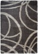 Product Image of Shag Brown, Beige (AN-701A) Area Rug