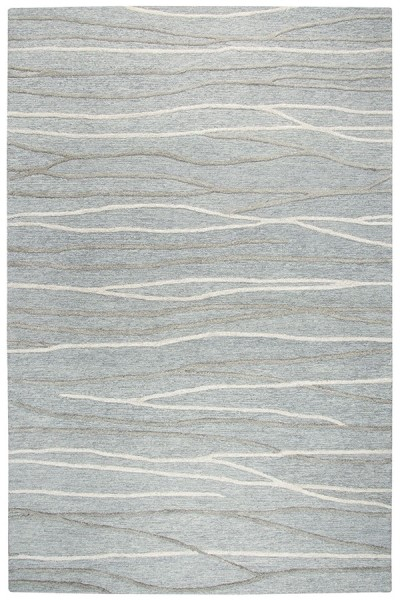 Grey, Natural, Brown (A) Transitional Area Rug