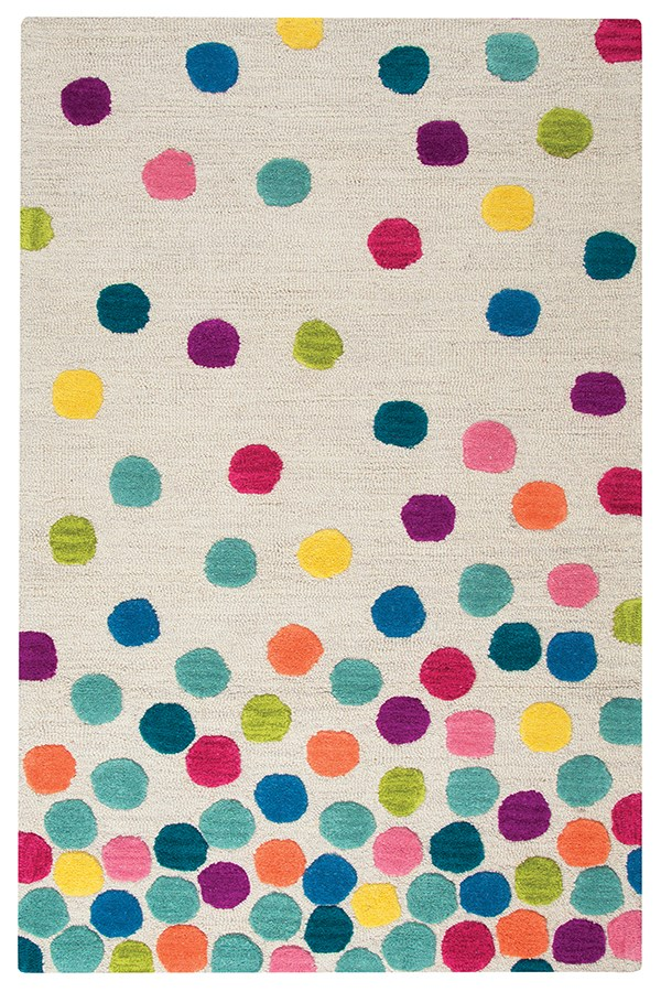 Ivory (PD-598A) Children's / Kids Area Rug