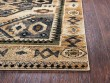 Product Image of Beige, Gold, Grey, Blue, Green, Brown Southwestern / Lodge Area Rug