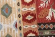 Product Image of Red, Blue, Beige Southwestern / Lodge Area Rug