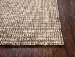 Product Image of Brown, Beige (TAL-105) Casual Area Rug