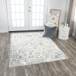 Product Image of Cream, Grey Vintage / Overdyed Area Rug