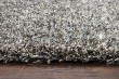 Product Image of Black, Grey (MD-340A) Shag Area Rug