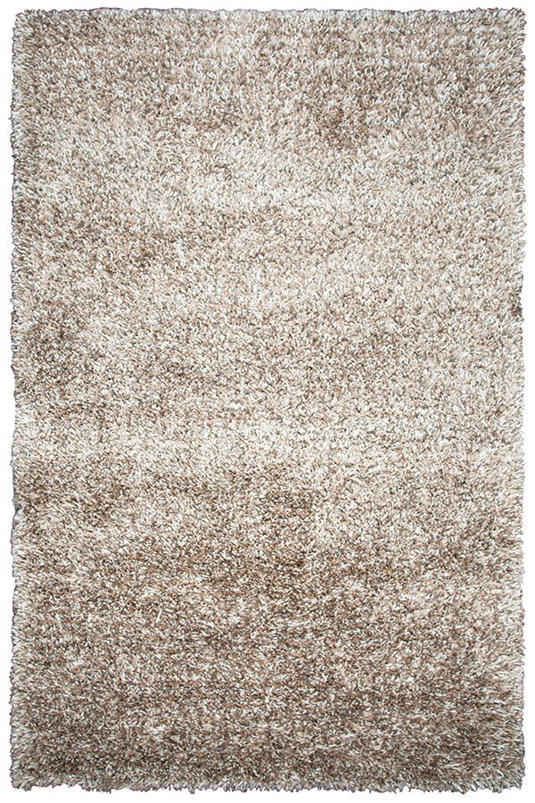 Light Brown, Cream (MD-338A) Shag Area Rug