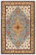 Product Image of Beige, Rust, Light Blue Traditional / Oriental Area Rug