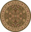 Product Image of Olive Traditional / Oriental Area Rug