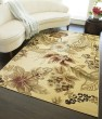 Product Image of Tan Floral / Botanical Area Rug