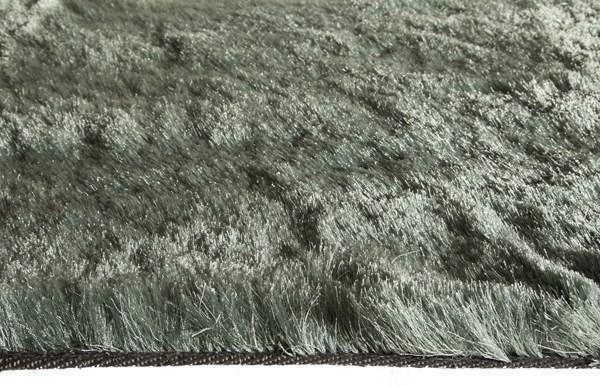 Powder Blue Shag Area Rug