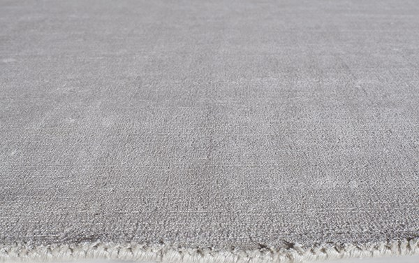 White, Gray (D) Casual Area Rug