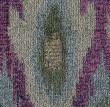 Product Image of Purple, Green (A) Ikat Area Rug