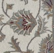 Product Image of Ivory, Burgundy Traditional / Oriental Area Rug