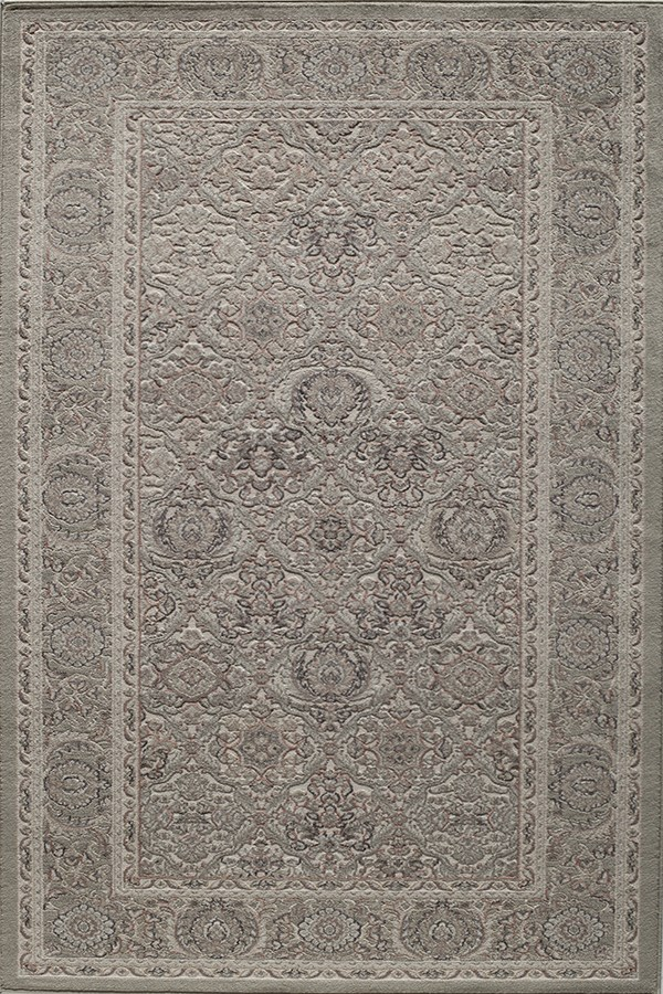 Light Green (A) Traditional / Oriental Area Rug