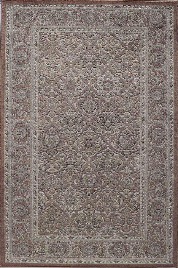 Rust (C) Traditional / Oriental Area Rug