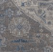Product Image of Blue, Gray (A) Traditional / Oriental Area Rug