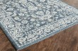 Product Image of Blue, Ivory (A) Traditional / Oriental Area Rug