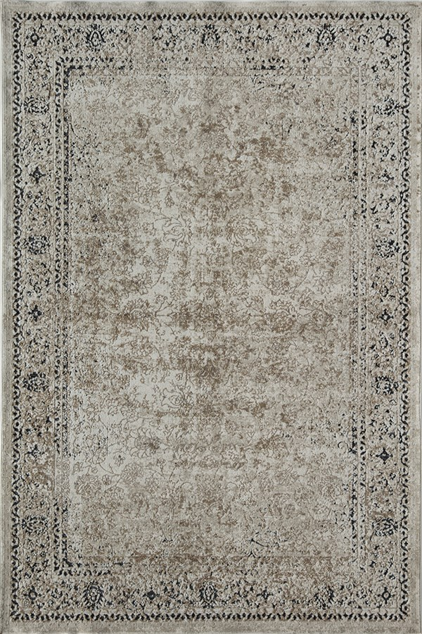 Cream (A) Vintage / Overdyed Area Rug