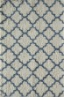 Product Image of Shag Ivory, Light Blue (E) Area Rug