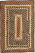 Product Image of Rust, Brown Country Area Rug