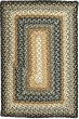Product Image of Brown, Black, Cream Country Area Rug