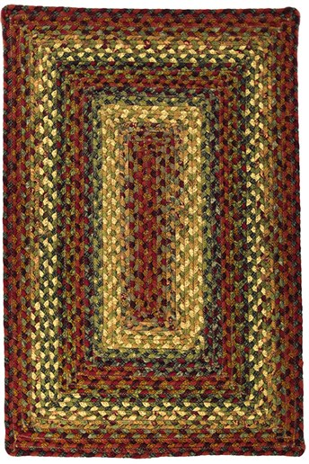 Cotton Braids - Rectangle Neverland arearugs