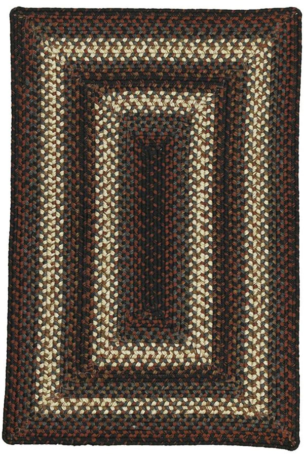 Black, Brown, Beige, Grey Outdoor / Indoor Area Rug