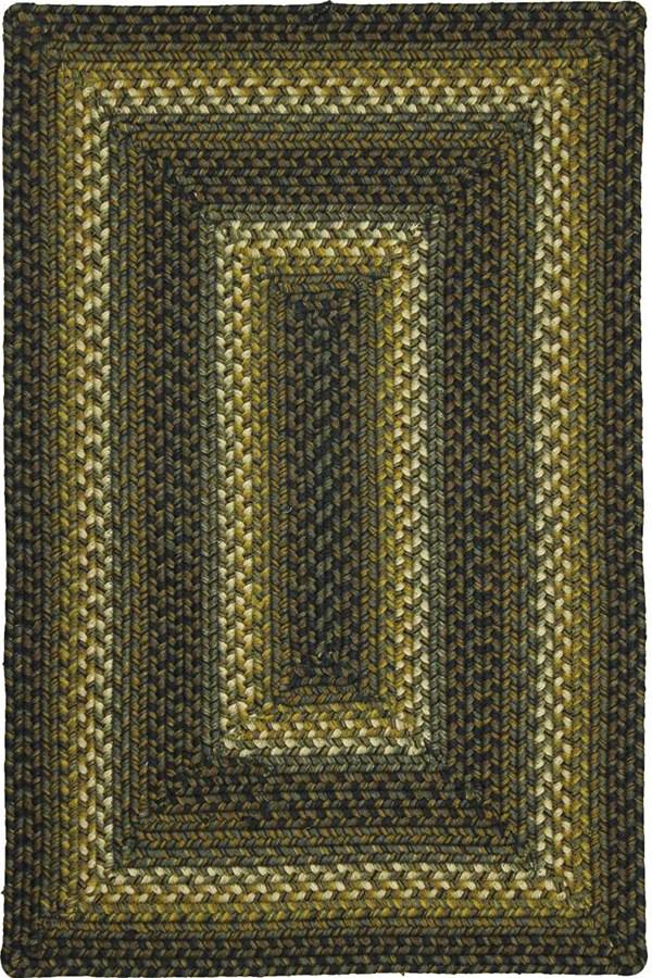 Black, Green, Brown, Grey Outdoor / Indoor Area Rug