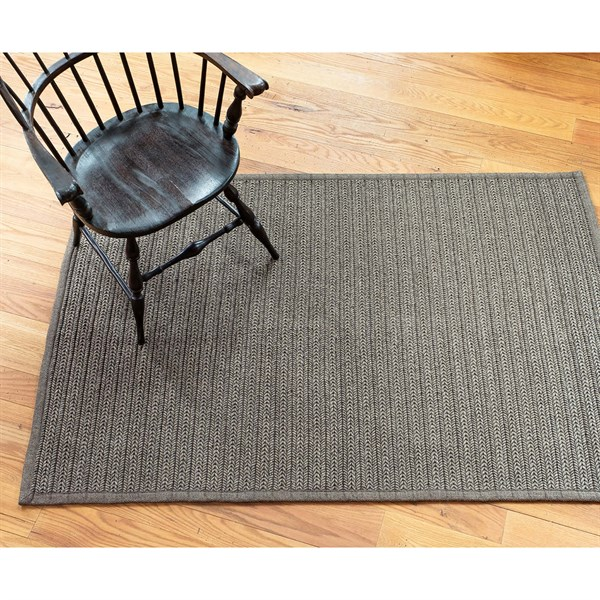 Dark Brown Novelty / Seasonal / Sports Area Rug