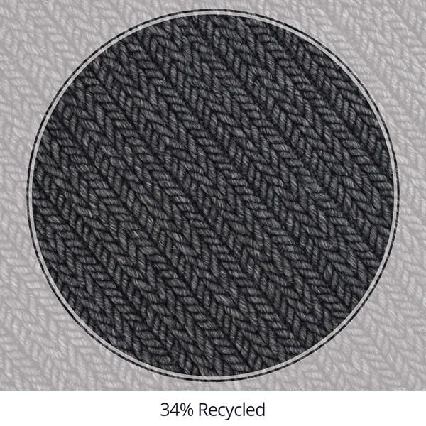Charcoal, Grey Outdoor / Indoor Area Rug