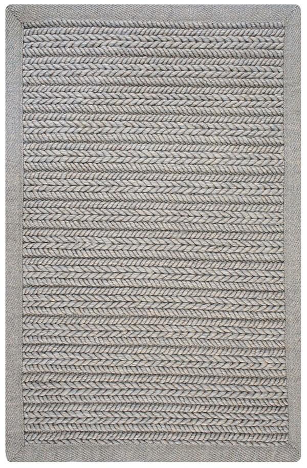 Grey Outdoor / Indoor Area Rug