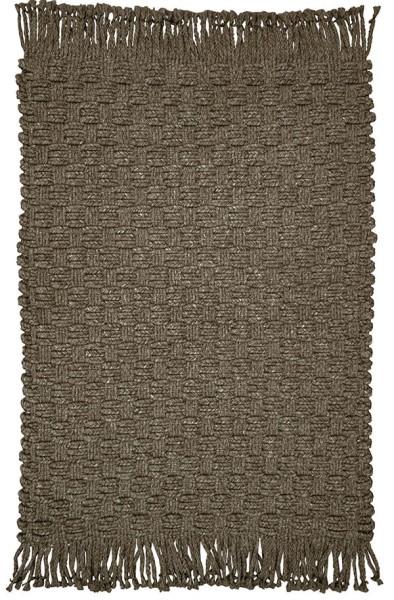 Brown Outdoor / Indoor Area Rug