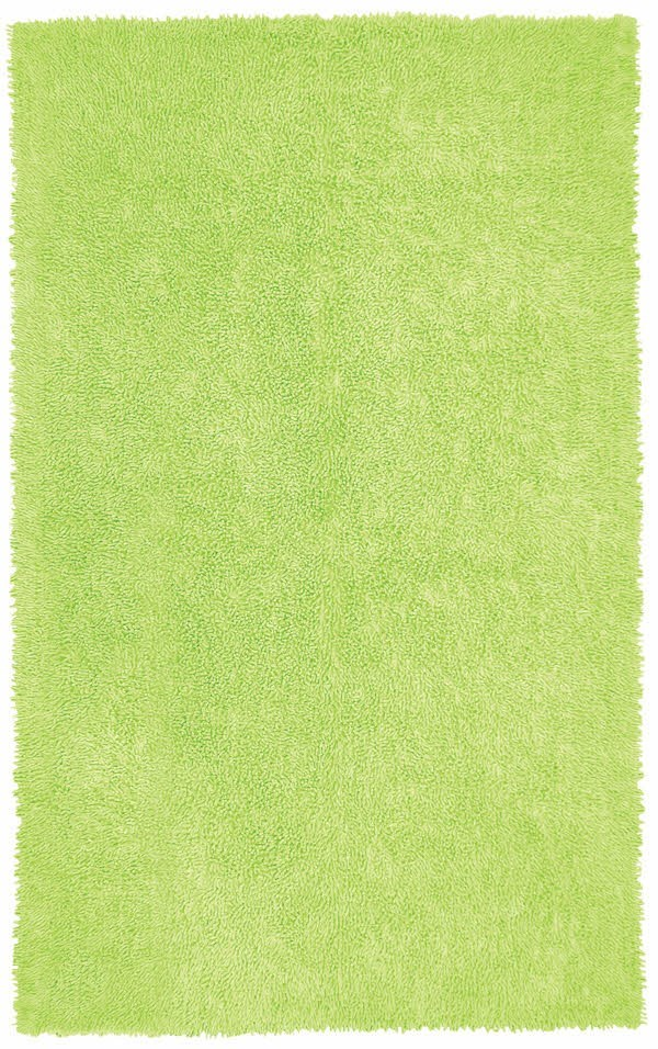 Green (CHS-01) Solid Area Rug