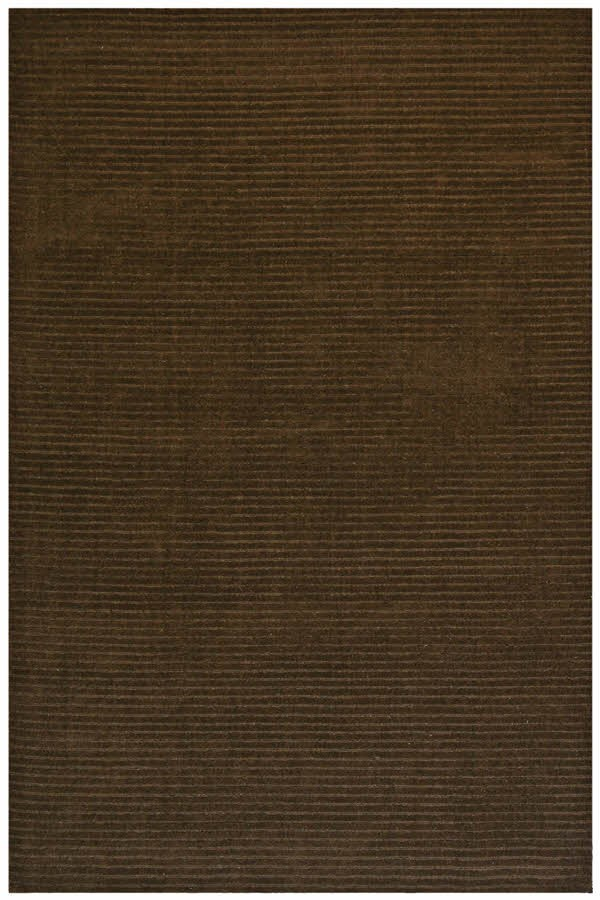 Brown (SCT-11) Solid Area Rug