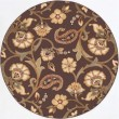 Product Image of Brown, Green, Beige (ELG-5328) Transitional Area Rug
