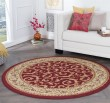 Product Image of Red, Beige, Green Traditional / Oriental Area Rug