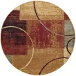Product Image of Red, Beige, Blue Contemporary / Modern Area Rug