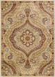 Product Image of Ivory, Red, Gold Traditional / Oriental Area Rug