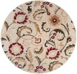 Product Image of Ivory, Red, Gold (LGN-5052) Traditional / Oriental Area Rug