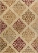 Product Image of Beige, Red, Brown Moroccan Area Rug