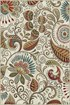 Product Image of Ivory, Beige Paisley Area Rug