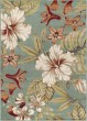 Product Image of Green, Ivory Floral / Botanical Area Rug