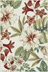 Product Image of Ivory, Green Floral / Botanical Area Rug