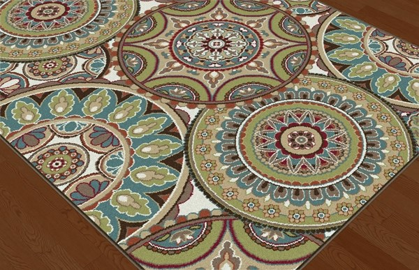 Tayse International Trading Deco Dco 1018 Rugs Rugs Direct