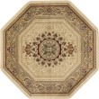 Product Image of Ivory, Red, Black (SNS-4672) Traditional / Oriental Area Rug
