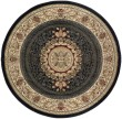 Product Image of Black (4673) Traditional / Oriental Area Rug