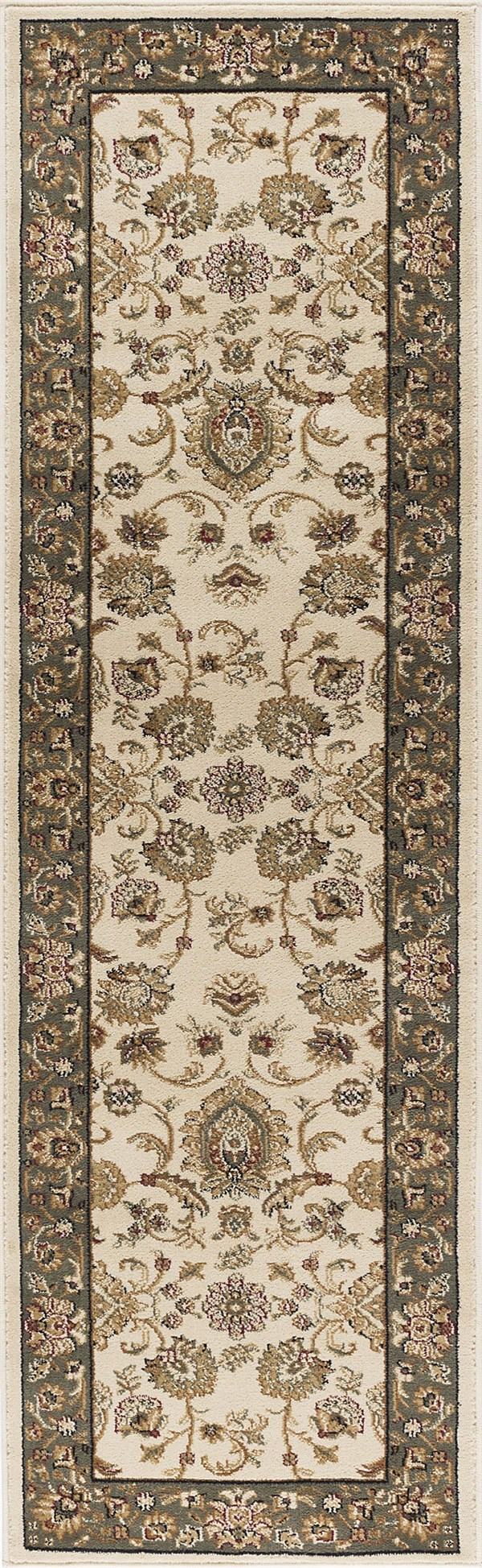 Ivory (4722) Traditional / Oriental Area Rug